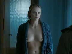 Charlize Theron Nude Scene In The Burning Plain Movie