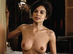 Elena Anaya lesbian and hot naked scene
