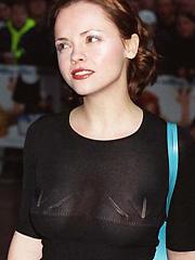 Christina Ricci looking hot in bikini