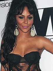 Lil Kim huge big boobs and round fat ass