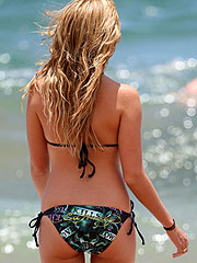 Ashley Tisdale awesome body in sexiest bikini