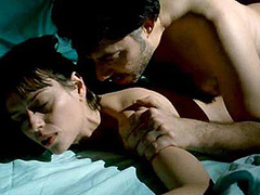 Claudia Pandolfi naked during hot sex scene