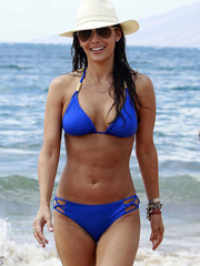 Ali Landry hot milf in a sexy little bikini
