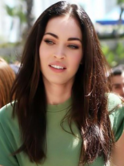 Megan Fox hot in her little short shorts