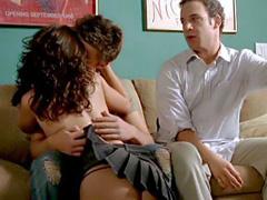 Christina DeRosa nude in some hot sex scene