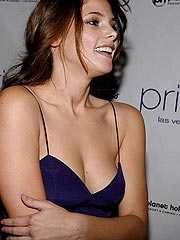 Ashley Greene caught in bikini and juicy cleavage