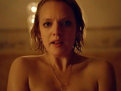 Elisabeth Moss Nude Sex Scene In 'The Square' Movie