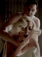 Lady Gaga choking sex scene in AHS
