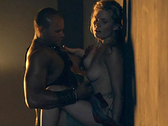 Bonnie Sveen naked having hot sex with a guy
