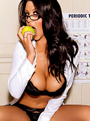 Alice Goodwin topless schoolteacher shots