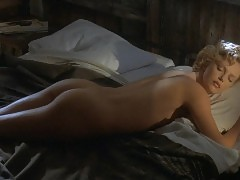 Charlize Theron Nude Scene In The Cider House Rules Movie