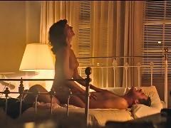 Alison Brie Nude Sex Scene In GLOW Series
