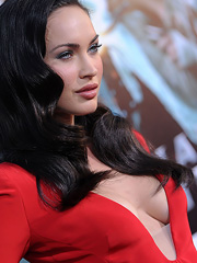 Megan Fox cleavage and hottest shots ever
