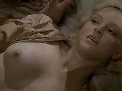 Carla Gallo Sex Scene In Carnivale Series