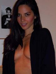 Olivia Munn nude purported hacked pics