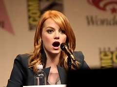 Actress Emma Stone Sex Tape Leaked — Full Porn Video