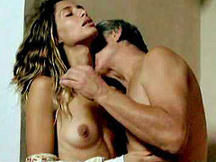 Camila Pitanga naked during hot sex scene