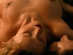 Ine Marie Wilmann Sex Scene from 'Homesick'