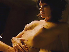 Autumn Reeser nude in very hot sex action