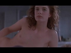 Gabrielle Anwar Nude Boobs And Nipples In Body Snatchers Mov...