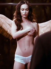 Megan Fox topless passion play pictures