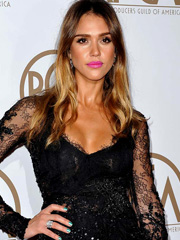 Jessica Alba oops flashes panty hose upskirt