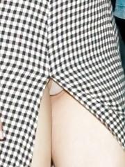 Alexandra Daddario Upskirt — Oops Photos