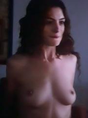 Anne Hathaway nude in hot sex movie scene