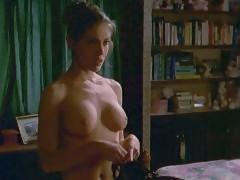 Alyssa Milano Nude Scene In The Outer Limits Movie