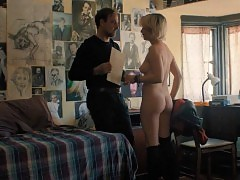 Addison Timlin Nude Sex Scene From 'Submission'