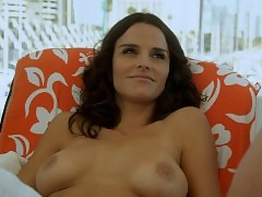 Ana Alexander Nude Busty Boobs In Chemistry Series