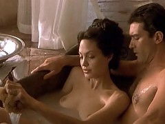 Angelina Jolie Nude Sex Scene In Original Sin Movie