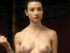 Cortney Palm naked shows awesome breasts