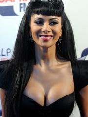 Nicole Scherzinger boobs are too spectacular